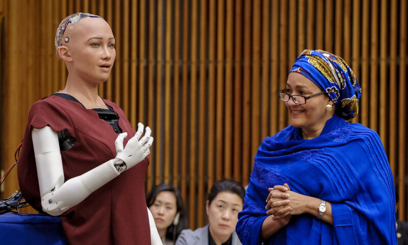 Artificial Intelligence: Ethical Dimensions of the Virtual World