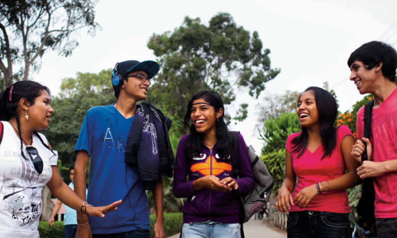 Youth Driving a New Social Contract: Reshaping the Digital Divide