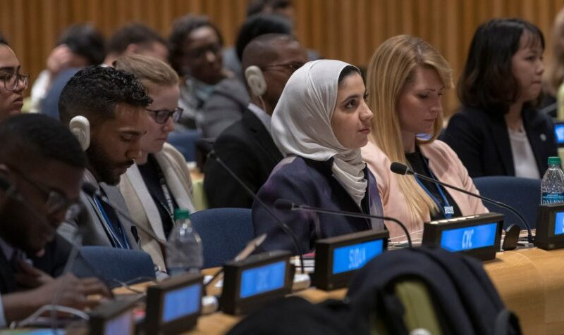 The Importance of UN Youth Delegates Inclusion