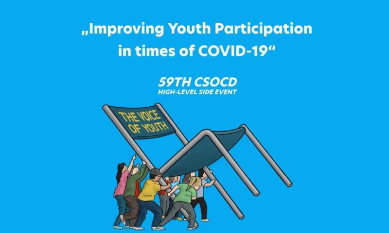 Improving Youth Participation in Times of COVID-19