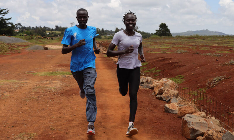 Why we should support refugee athletes' Olympic medal hopes in Tokyo: UNHCR