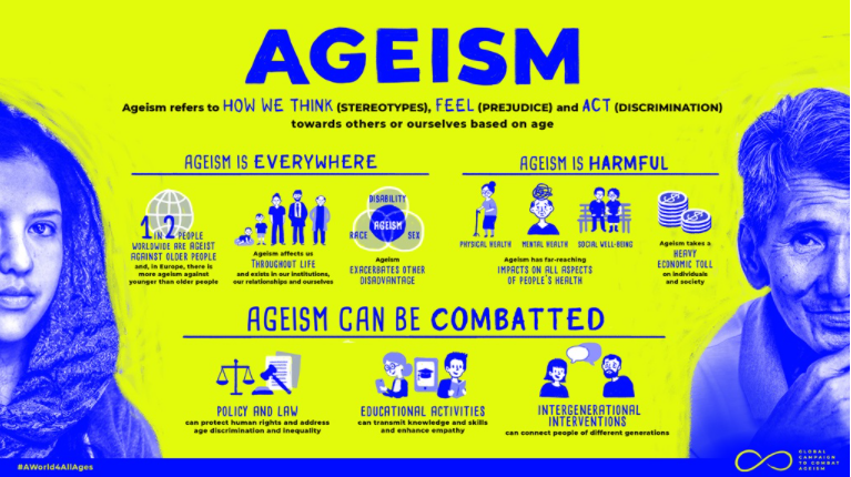 The First UN Global Report on Ageism