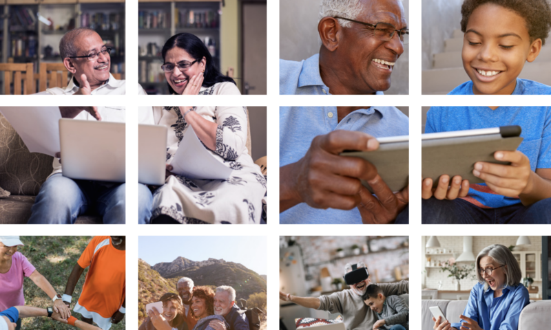 Ageing in a digital world – from vulnerable to valuable