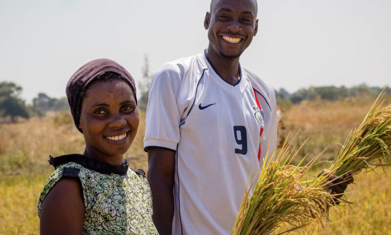 Young people key to transforming world's food systems