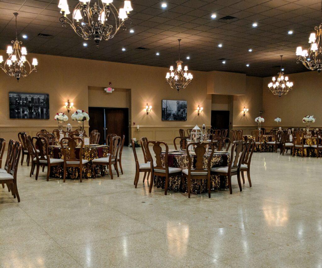 Wedding Reception Richmond On The Green Augusta Ga Events Bona'Fide
