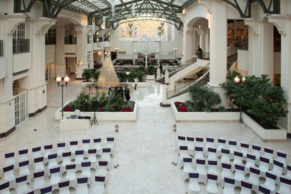 Wedding in Chateau Elan, Braselton GA - Events BonaFide