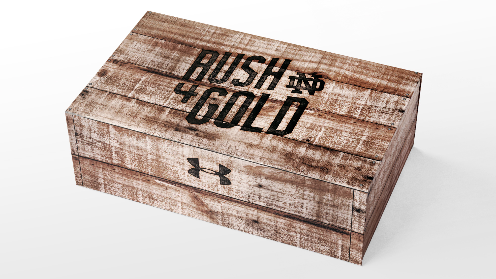 Under Armour: Rush4Gold