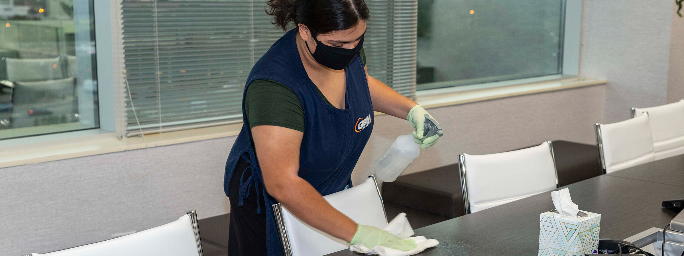 Building & Office Disinfecting Services