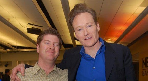 Conan O'Brien, Conan, Conan O'Brien and John Boitnott
