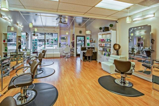 salon reopening