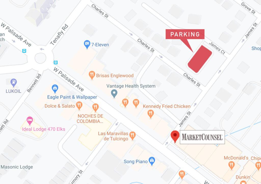 MarketCounsel Parking Map