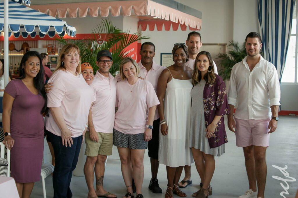 Granted VA Team Photo