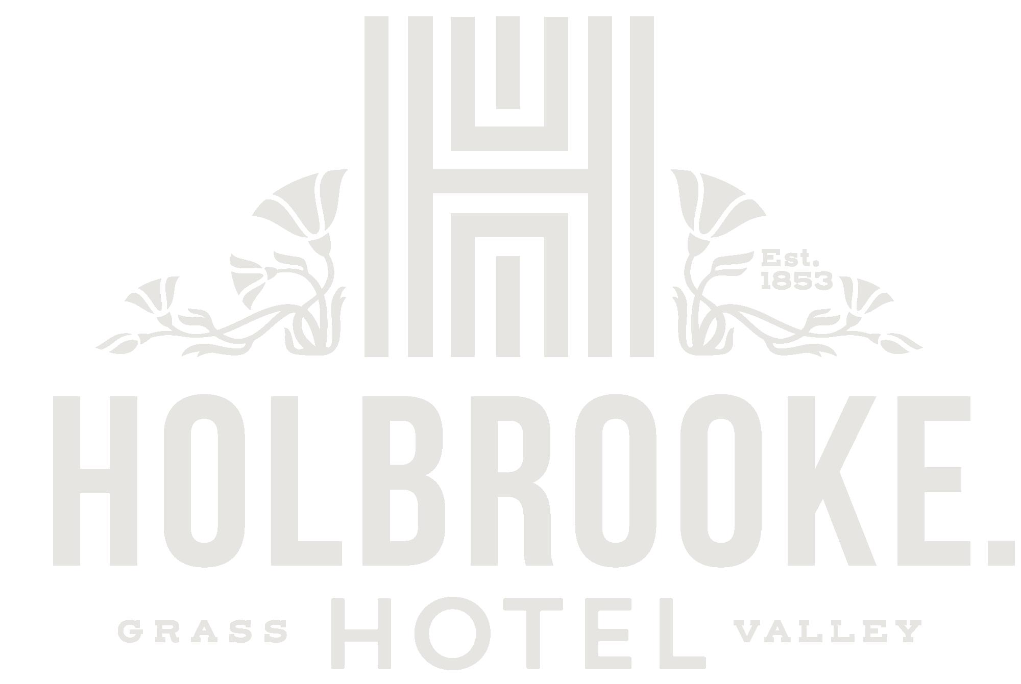 Holbrooke Hotel Logo