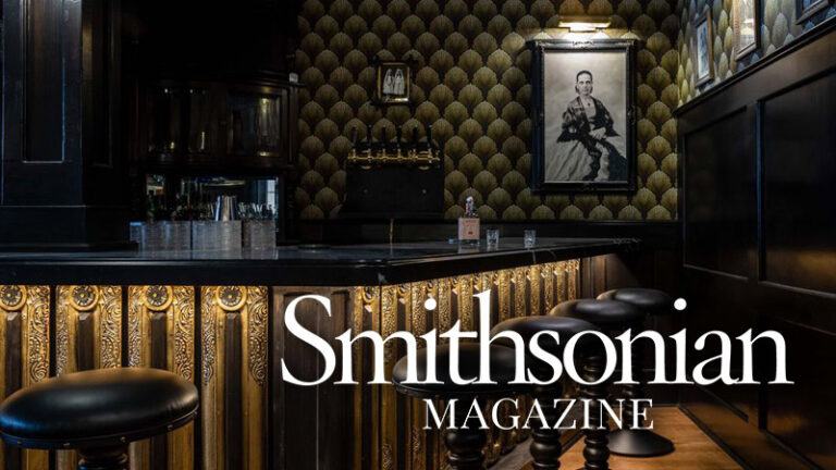 Smithsonian Magazine article about Nevada City, CA