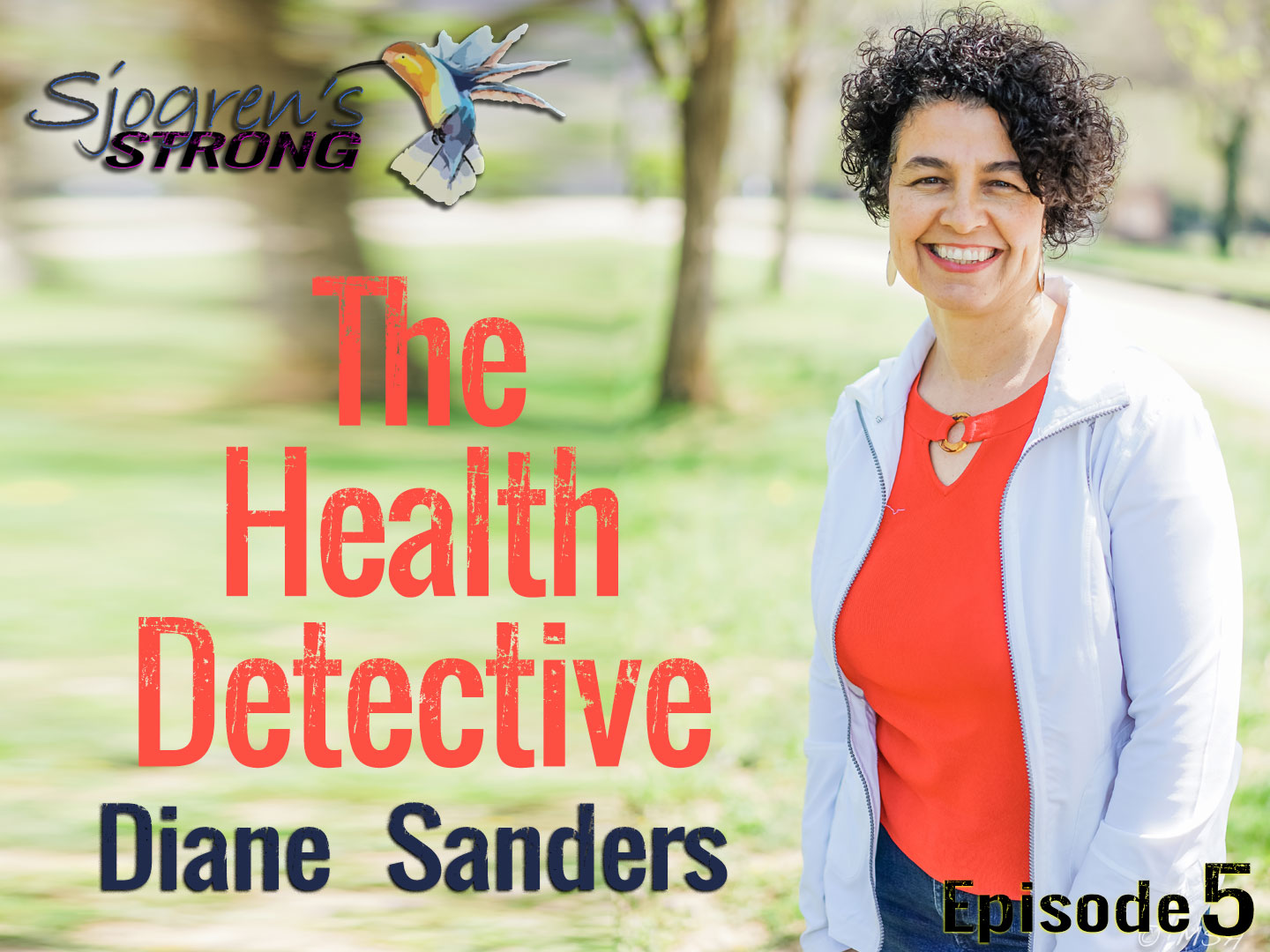 """Diane Sanders """"The Health Detective"""" and essential oils"""