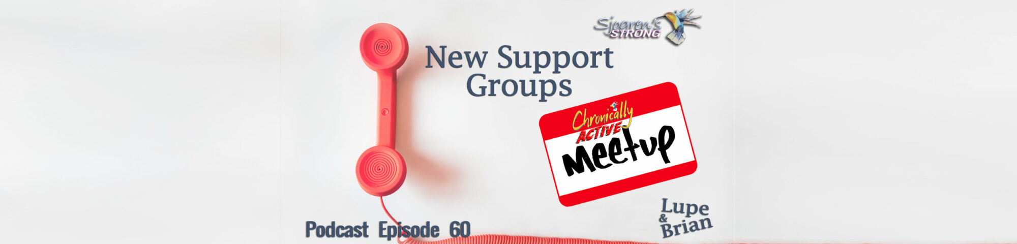 New Support Groups
