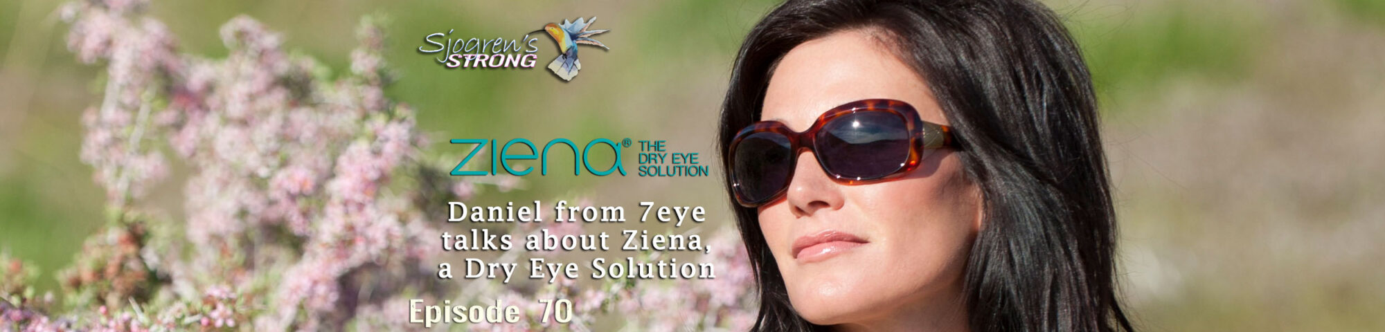Ziena Eyewear for Dry Eyes