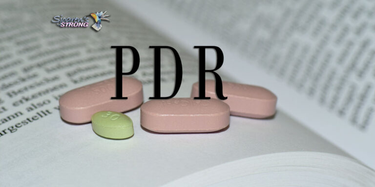 What is and how do you use a PDR