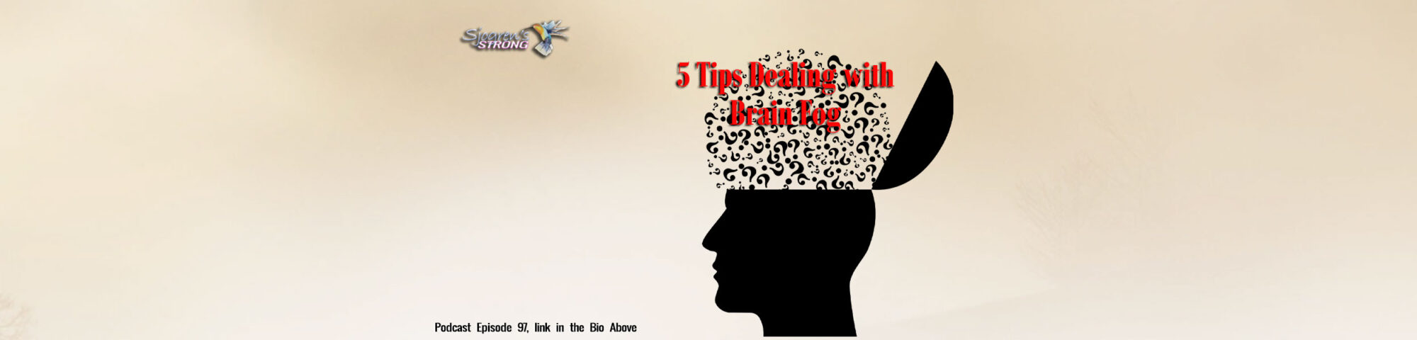 5 Tips Dealing with Brain Fog