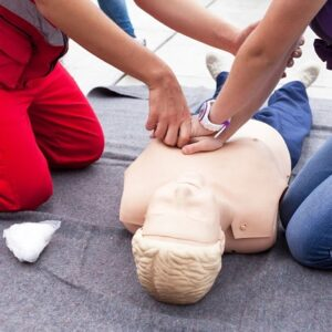 First Aid, CPR, AED, and Bloodborne Pathogens