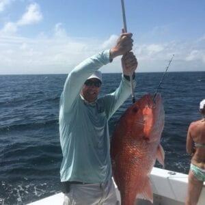 deep sea fishing gulf shores
