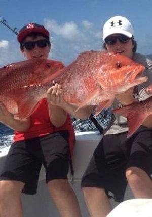 orange beach fishing