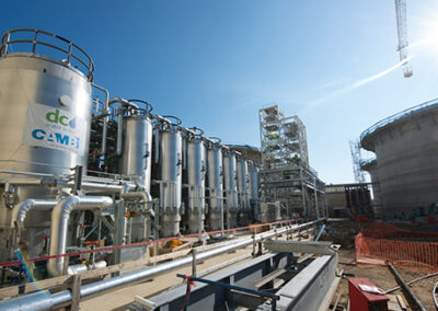 New Class A Biosolids and Energy Facility at Blue Plains Advanced Wastewater Treatment Plant
