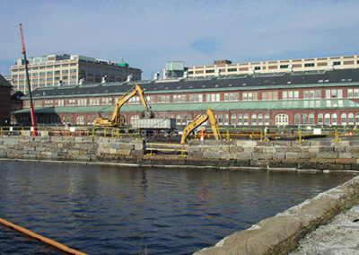 Shipyard Remediation and Redevelopment