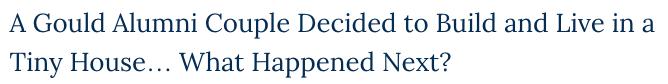 school blog headline examples