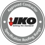 IKO Approved Contractor Logo Specification Roofing