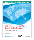 IEA/ISQua Collaborative Supplement