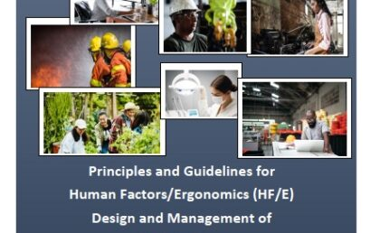 IEA/ILO Final Guidelines Available