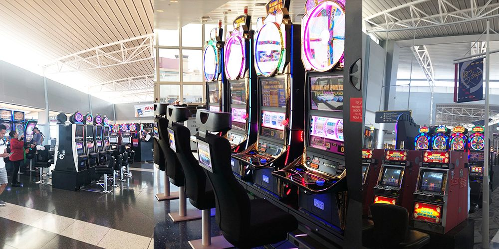Lasvegas_Air Port_slot
