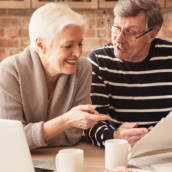 reviewing medicare options