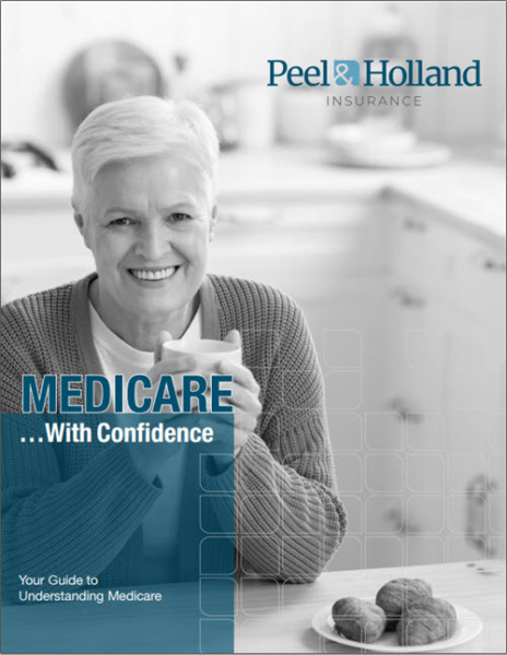 Medicare with Confidence Guide cover
