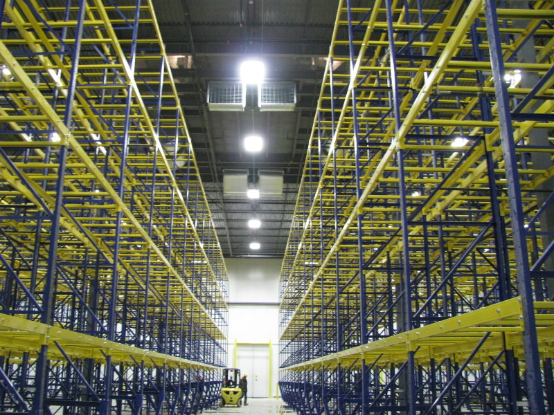 Cold Storage - Interior