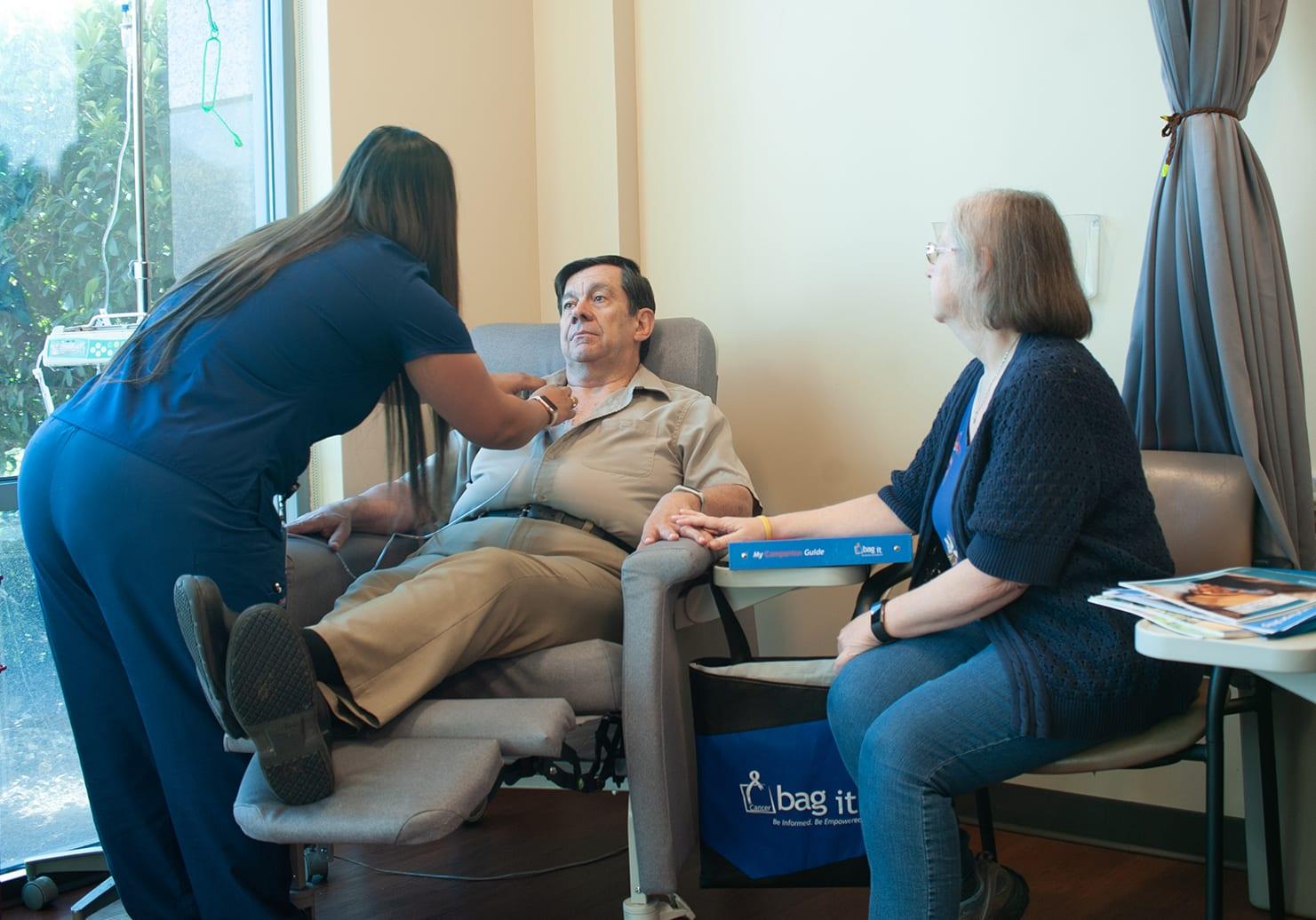cancer caregiver support – Bag it