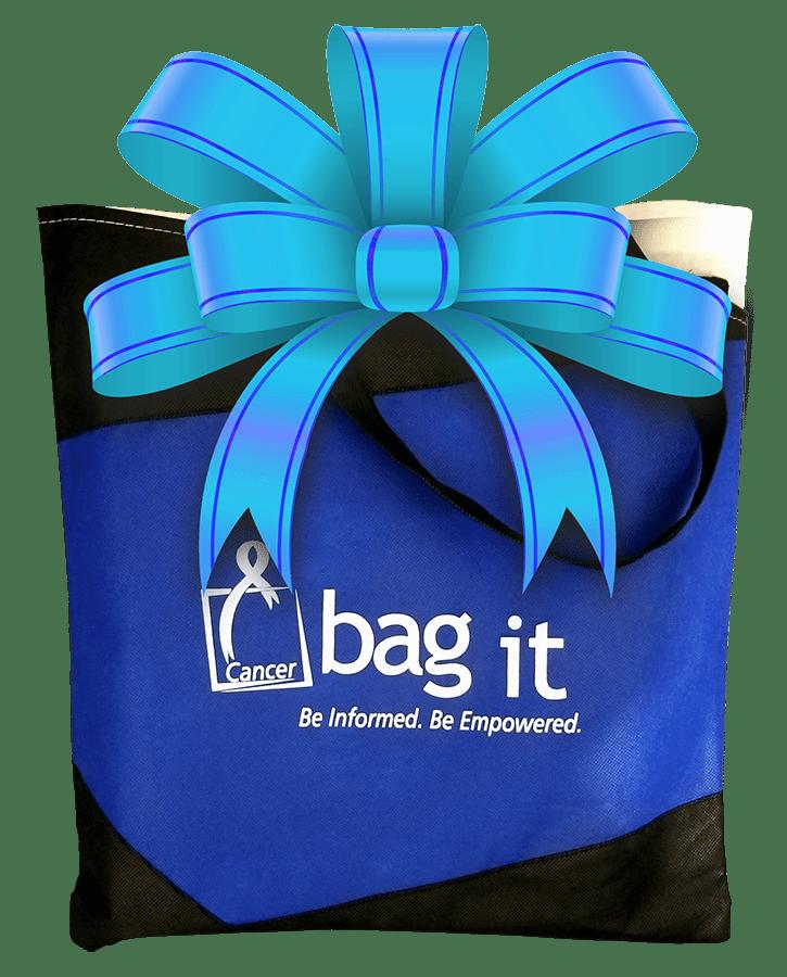 The Bag It Cancer Resource Bag – Bag It
