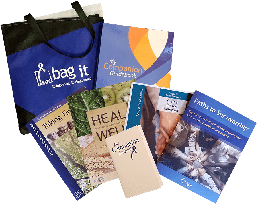 Bag It Cancer Resources – Bag It