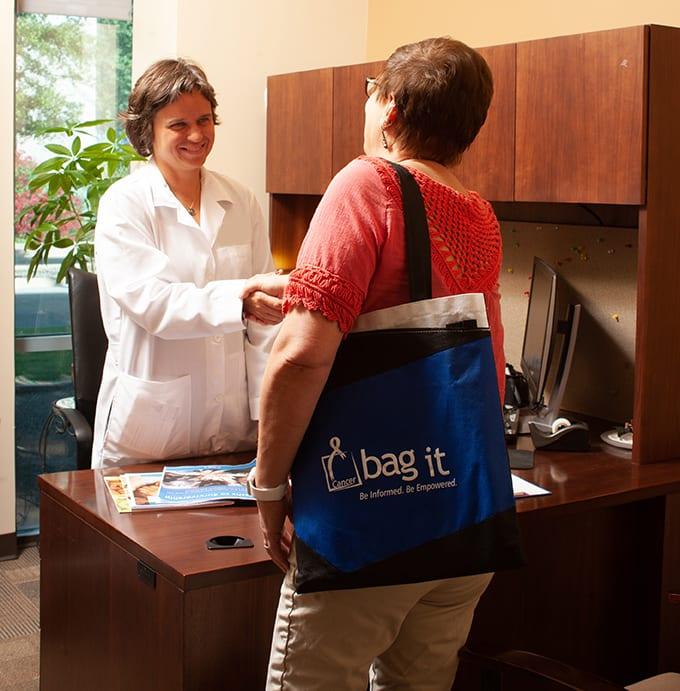 Cancer Advocates – Bag It