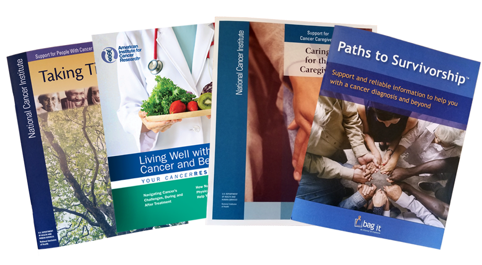 Cancer Education Resources – Bag It