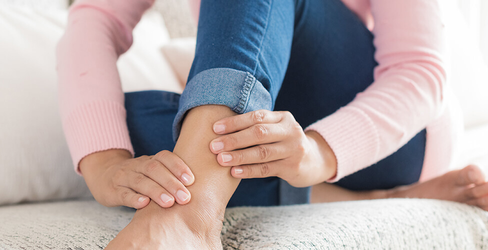 Foot Pain, Ankle Pain, Bunion, Hammer Toe, Sprained Ankle