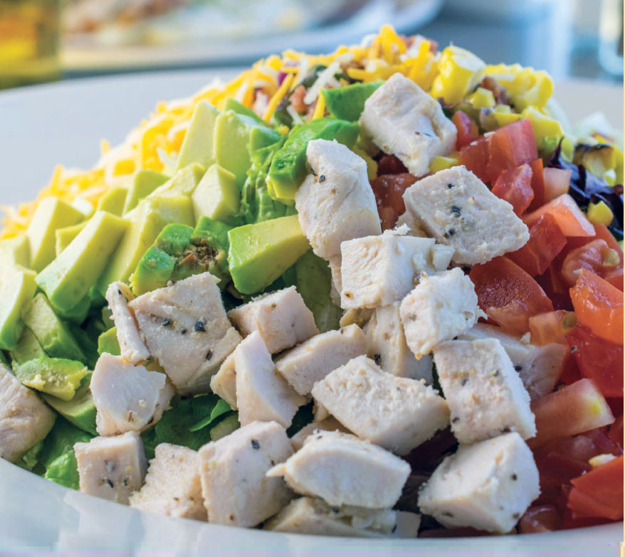 Fast Break Salad