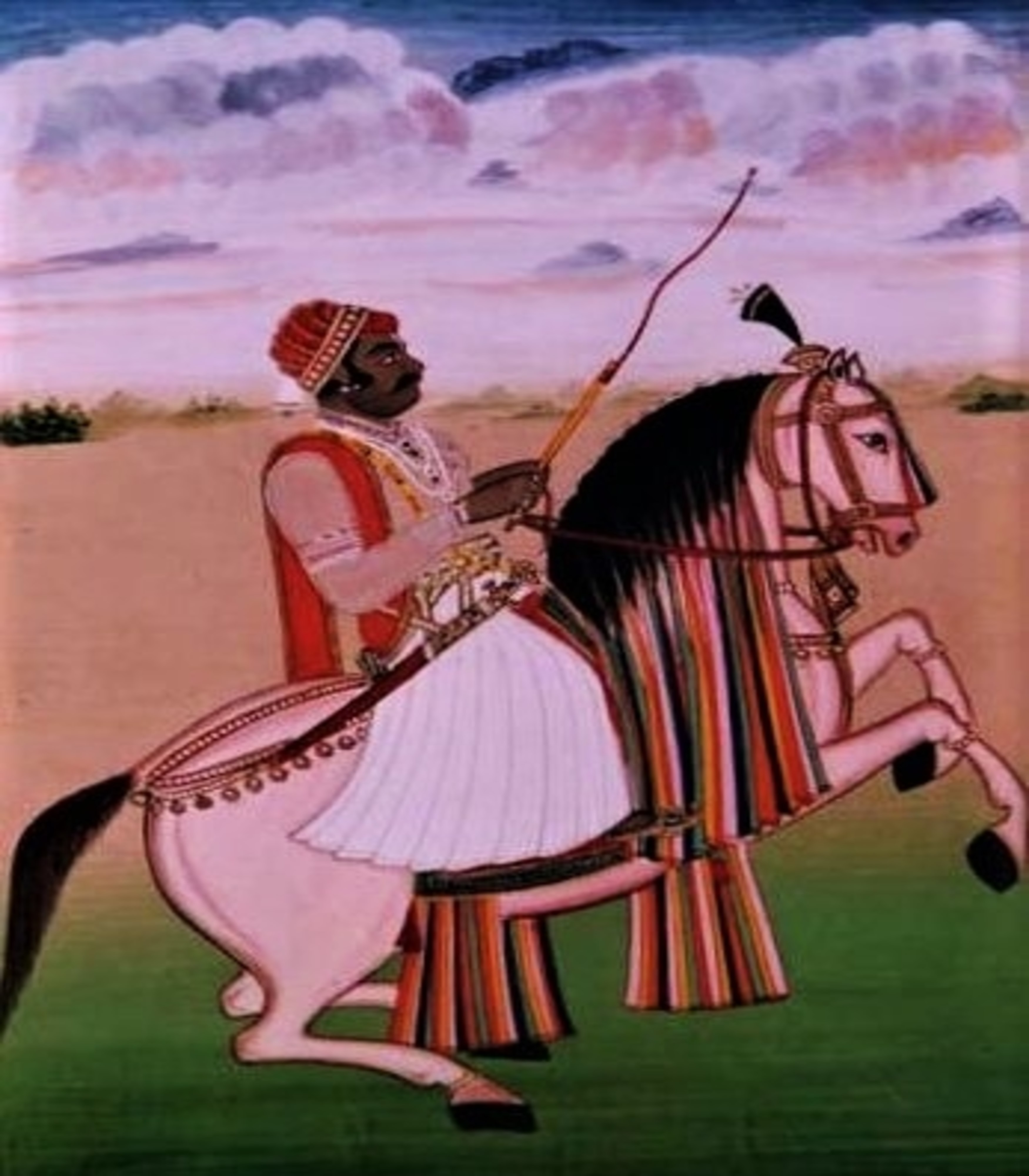 Maharaja Man Singh (PC – www.indiatvnews.com)