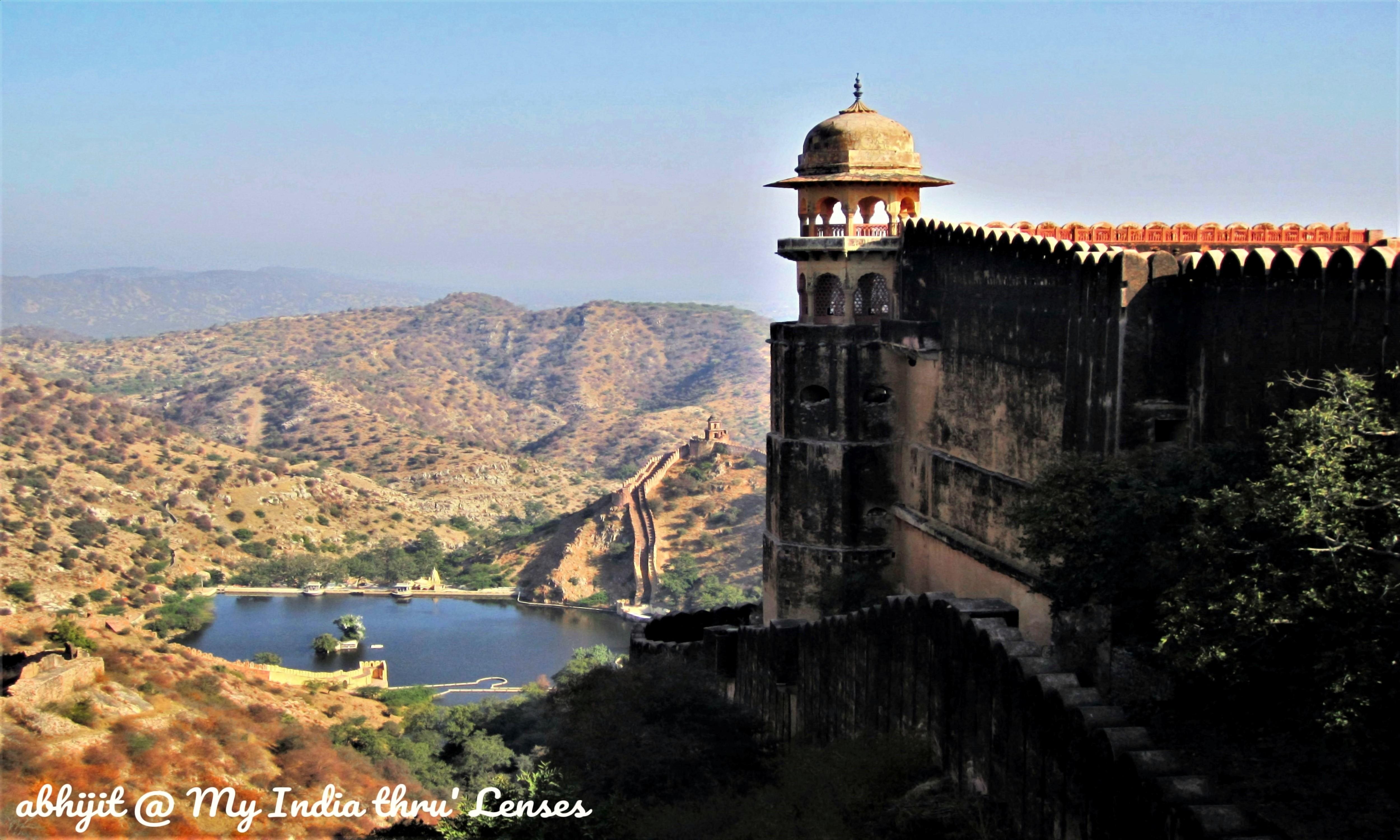 The Jaigarh Fort