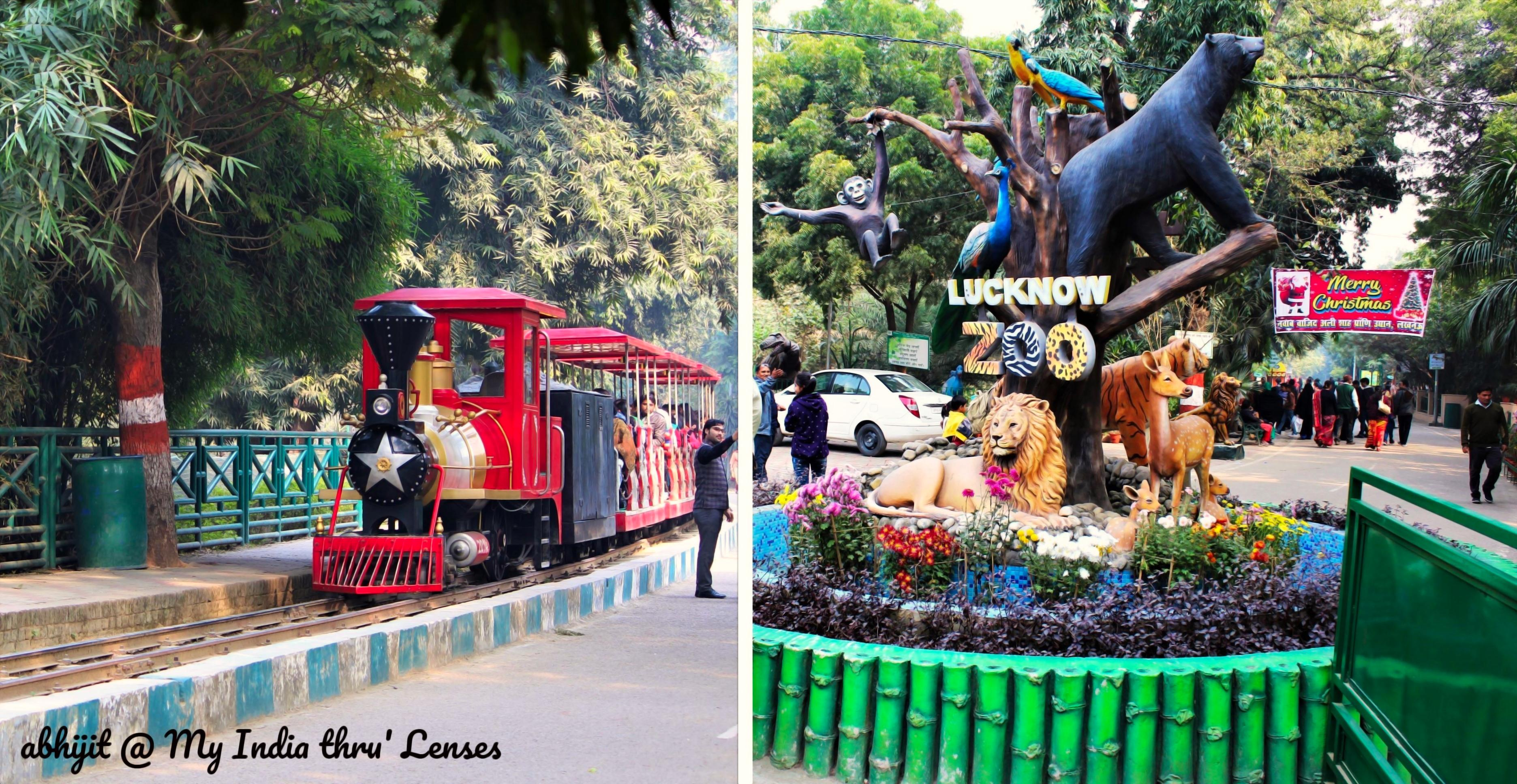 Lucknow Zoo - Nawab Wajid Ali Shah Prani Udyan