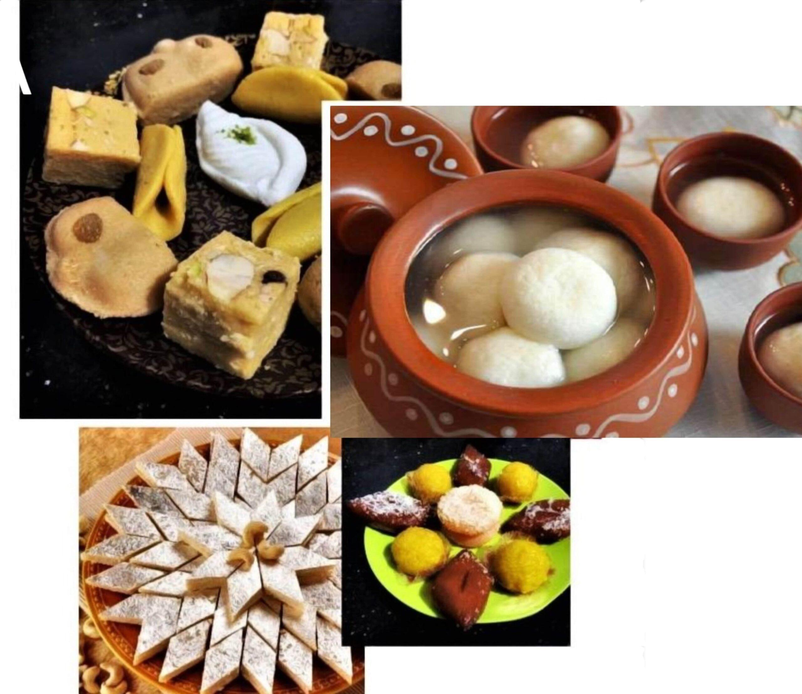 Durga Puja Sweets