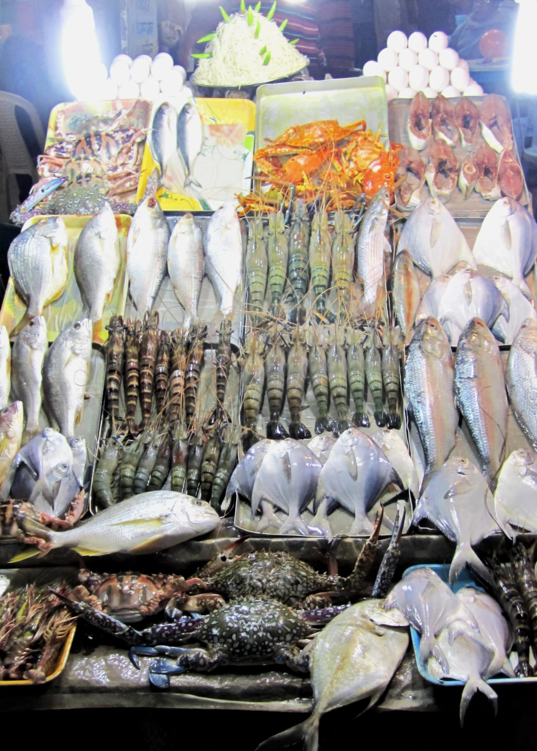 Choose your Fish and Order
