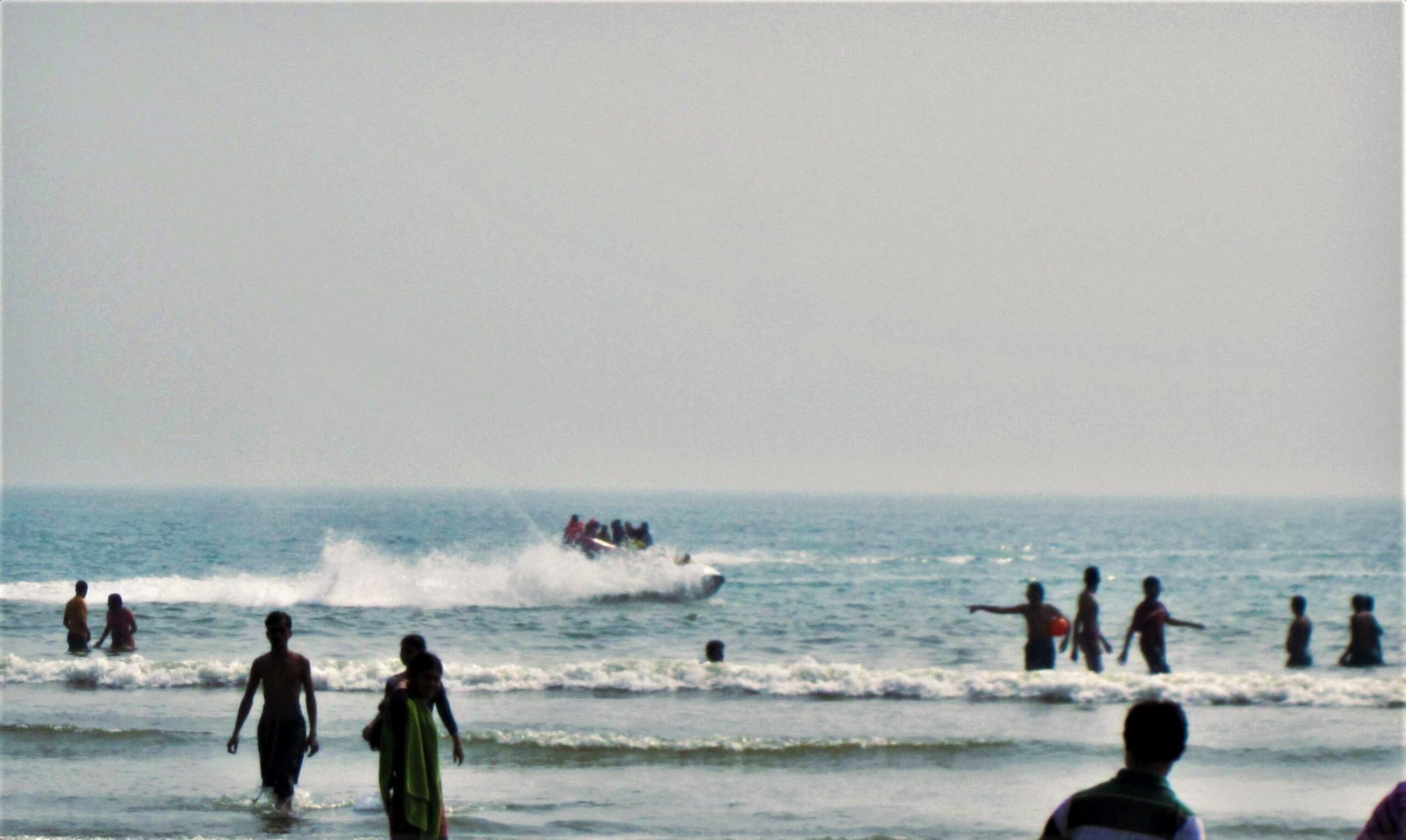 Sea Beach, New Digha