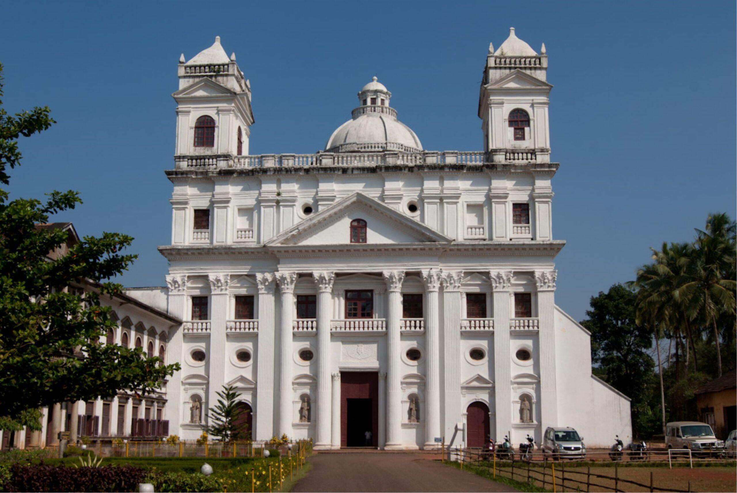 Church of St. Cajetan   PC - theorangemango.com